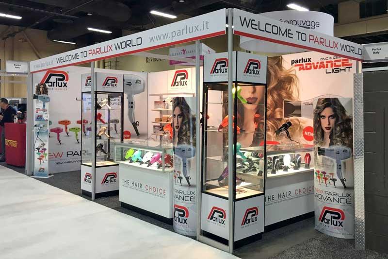 Parlux Advance en Cosmoprof Norteamérica