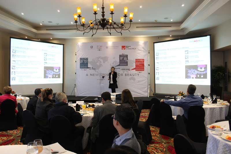 Cosmoprof Worldwide Bologna presenta su plataforma internacional en la Ciudad de México