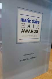 Premio Marie Claire Hair Award para el secador Parlux Advance