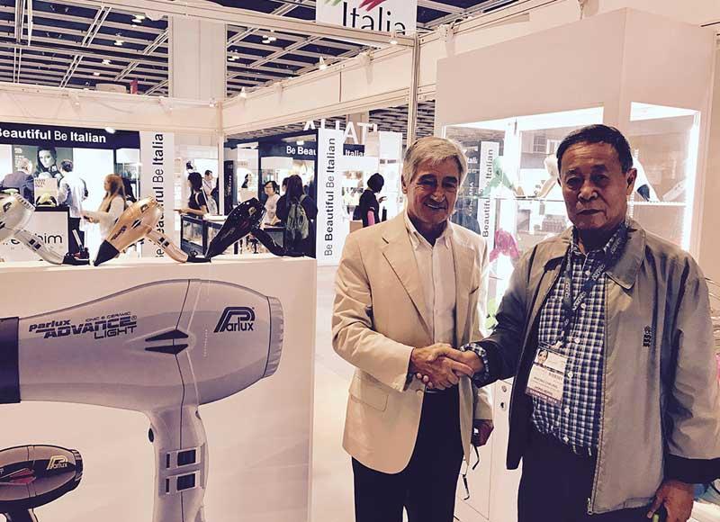 Parlux Advance, el secador preferido en Cosmoprof Asia 2016
