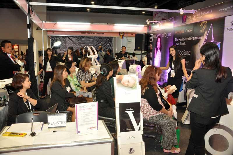 Philbeauty la feria de belleza pionera en Filipinas vuelve en 2017
