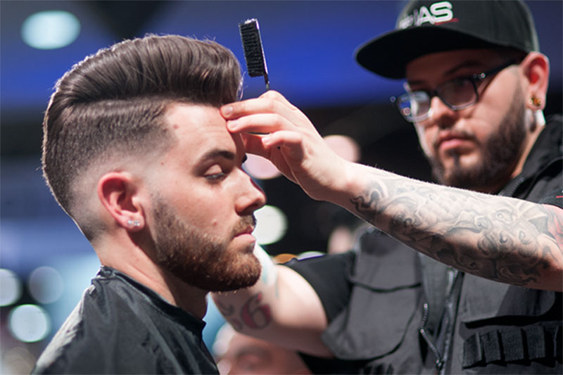 Andis Fabulous Fades Competition