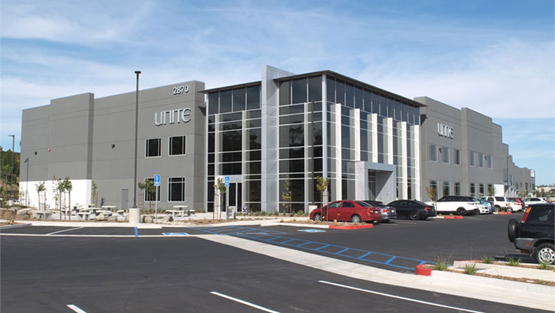 Unite inaugura sede en California