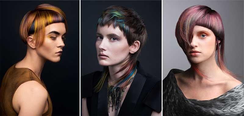Goldwell anuncia los finalistas estadounidenses del Color Zoom Challenge 2017