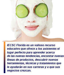 International Esthetics, Cosmetics and Spa