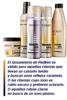 Redken Blonde Idol Professional Haircolor Collection