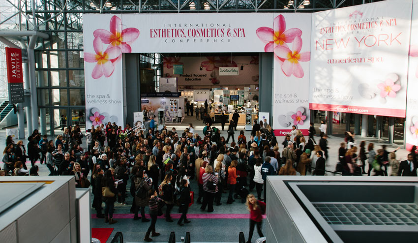 International Esthetics, Cosmetics & Spa Conference
