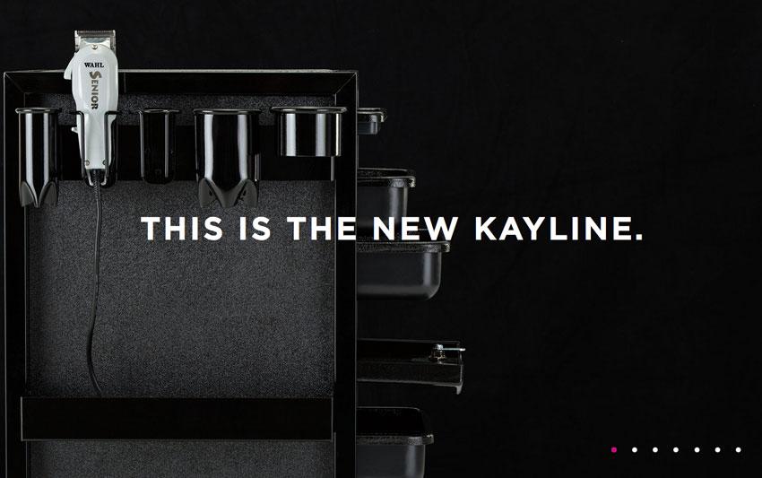 Nueva web Kayline