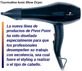 Tourmaline Ionic Blow Dryer