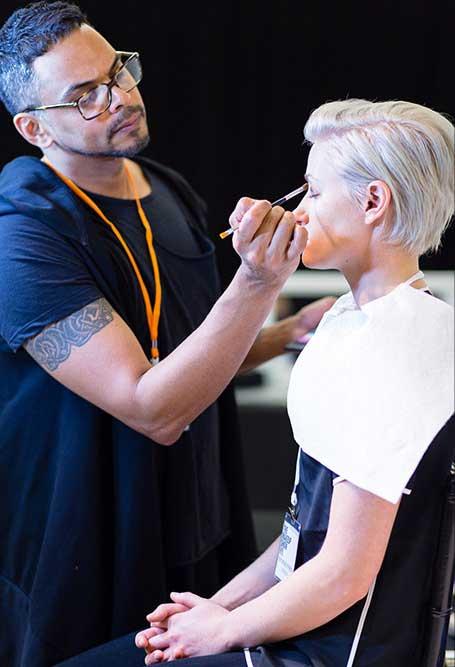 Kevyn aucoin el arte del maquillaje